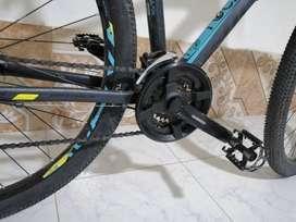 Bicicleta óptimus tucana