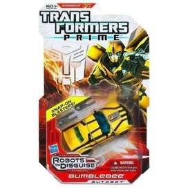 Bumbleb Transformers Prime Hasbro Figura