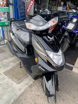 MOTO SCOOTER RTM 125T1