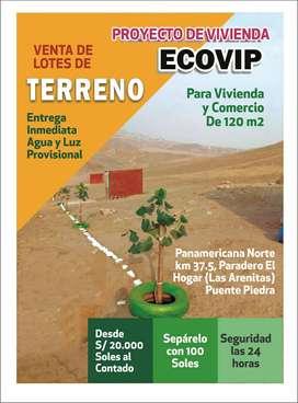 Proyecto de vivienda ECOVIP