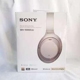 Audífonos Sony Wf-1000xm3 gris