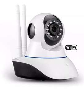 Cámara Robótica 360 Wifi