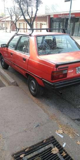 Vendo Renault 9 GNC muy buen estado