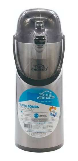 Termo Bomba Home Elements 1.9 Litros