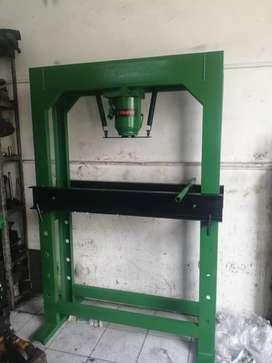 Venta y fabricación de prensa hidráulica de 50 tn o a pedidos