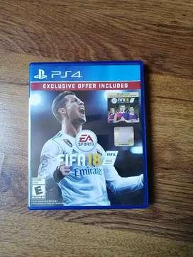 Película de PS4 fifa 2018