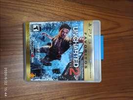 Uncharted 2 PS3 (Juego Físico)