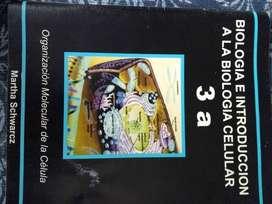 Biologia E Introduccion A La Biologia Celular -3 A -schwarcz