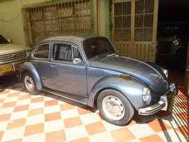 Volkswaguen escarabajo modelo 1972 súper escarabajo aleman