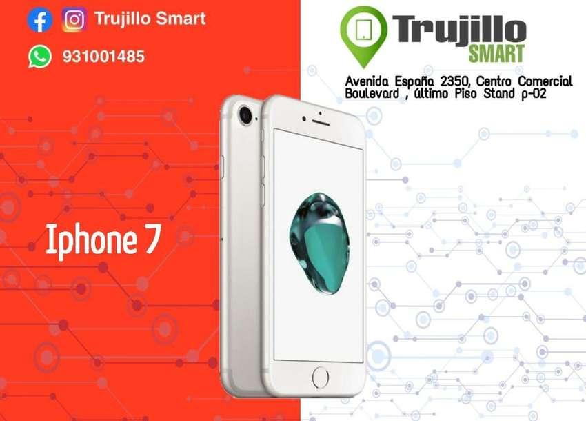 iPhone 7 32 Gb Caja Sellada. 0