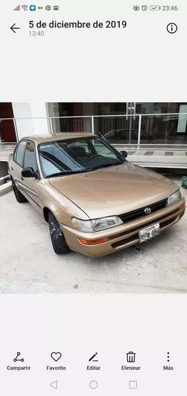 Vendo Toyota Corolla 95