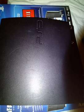 PS3 Slim 160gb hen