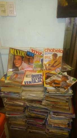 Revistas Antiguas de Mujer