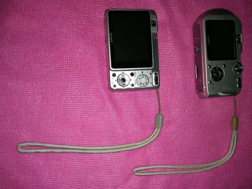 Camara Sony Dsc-w110  Dsc-p200 0