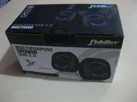 Parlante Multiuso USB Fiddler