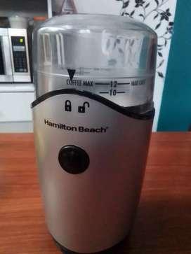 Molino de café Hamilton beach