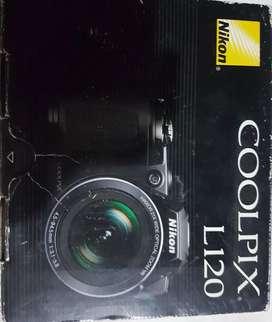 Cámara Coolpix L120 Nikon