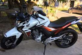 HONDA NEW TWISTER 250cc IMPECABLE!!