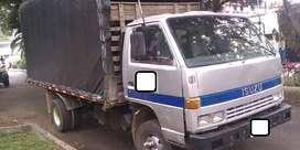 se vende npr modelo 1996 camion turbo