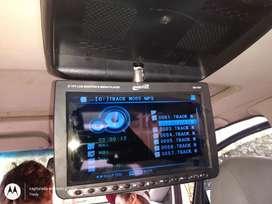 Zafira la más full cuero GNC pantalla 7 asientos