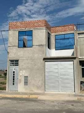 Se vende una casa de dos piso