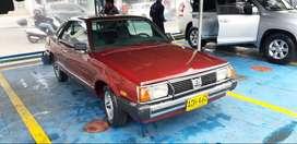 Automovil Subaru Coupe 1800 GLF-5