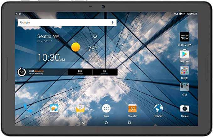 "TABLET ZTE K92 OCTACORE 2GB 32GB 10"" 4G LTE (FUNCIONA CHIP CELULAR 100%) WIFI BT ANDROID NUEVAS CAJA SELLADA DIGIOFERTAS"
