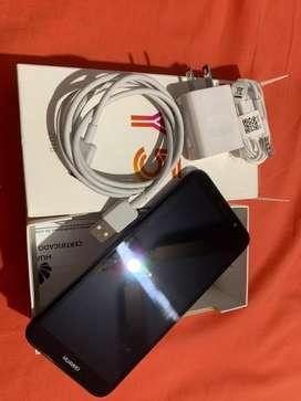 HUAWEI Y5 nuevo con accesorios
