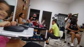 Se vende montaje para peluqueria