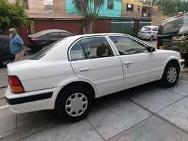Toyota tercel 1997, Mecanico, Motor 1300cc Siempre Gasolina