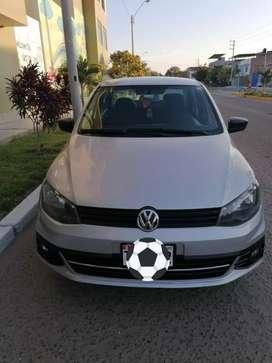 Vendo Impecable Volkswagen Gol Sedán
