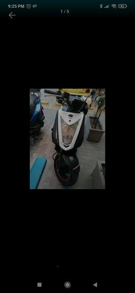 Vendo moto scooter Kimco a buen precio