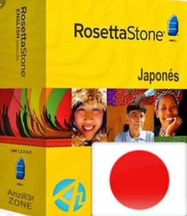Coreano Japonés Chino Curso de Idioma