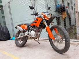 Moto Sumo 250 cc