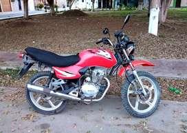Vendo moto WANXIN 125
