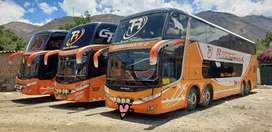 Vendo bus scania 380 año 2008
