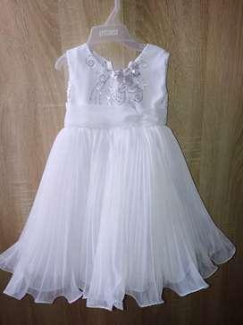 Vestido de bautizo( negociable)