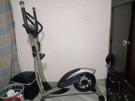 Bicicleta elíptica usada