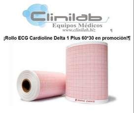 Rollo papel ECG Cardioline Delta