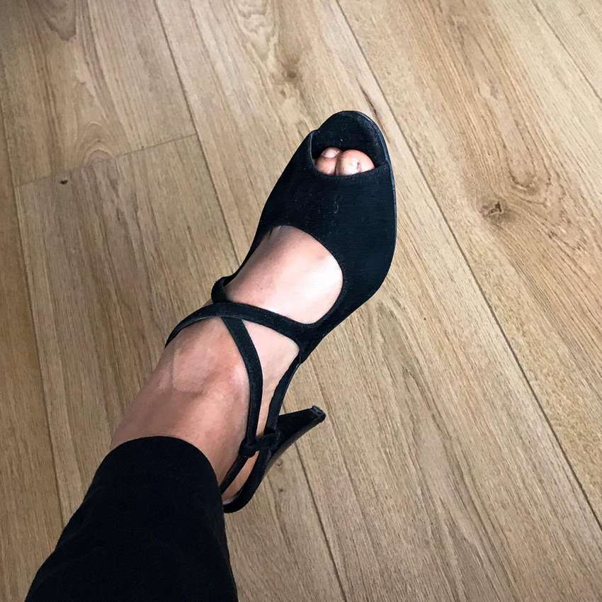 Zapatos de taco 7 0