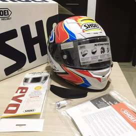 Casco shoei x - 14