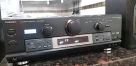 Amplificdor Reciever Technics Sa-dx1050