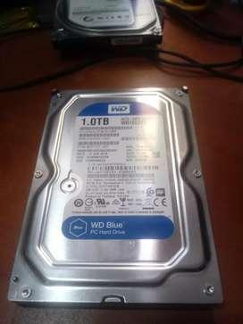 Disco duro pc 1tb