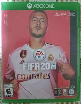 FIFA 20 Vendo o Cambio