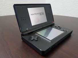 Nintendo DS Lite con juegos