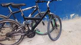Vendo Bicicleta Con Hidraulicos