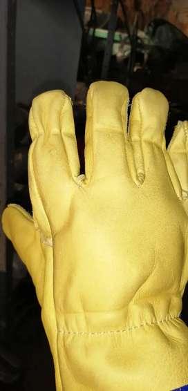 Venta de guantes para trabajo pesado