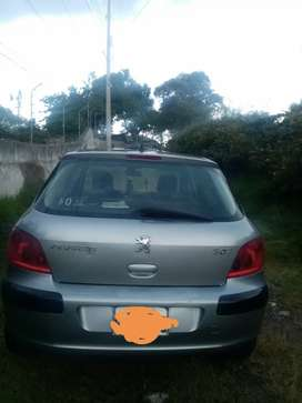 Se vende Peugeot 307 en perfecto estado a toda prueva solo personas interesadas