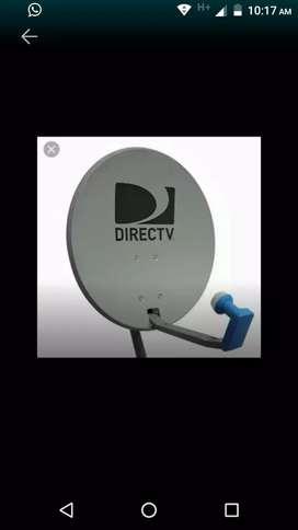 Instalación de Antenas de Directv