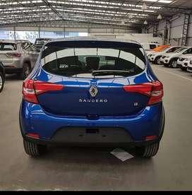 Nuevo Renault Sandero 0km